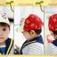 HT361••หมวกเด็ก•• / หมวกแก็ป Mouse (สีเบจ) thumbnail 6