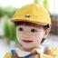 หมวกเด็ก หมวกเบเร่ต์-ลายแมว (มี 4 สี) thumbnail 12
