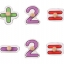 จิ๊กซอว์ไม้ถาดหลุม 0-9 และสัญลักษณ์ พร้อมจำนวนให้นับ thumbnail 2