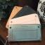 กระเป๋าสตางค์ใบยาว Charles & Keith Studded Front Pocket Wallet ชมพูอ่อน ราคา 990 บาท Free Ems thumbnail 4