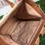 กระเป๋าเป้ Anello Polyurethane Leather Rucksack รุ่น Mini Two-Tone ใหม่ล่าสุด!!! thumbnail 12