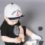 หมวกแก๊ป หมวกเด็กแบบมีปีกด้านหน้า ลาย SUPER MARINE (มี 4 สี) thumbnail 4