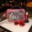 กระเป๋าสะพาย สีชมพู JTXS bag made in Hong Kong 2017...งานแท้นะคะ thumbnail 2