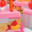 ชุดของเล่นตกแต่งเค้กผลไม้ พร้อมอุปกรณ์ 73 ชิ้น - Luxury Fruit Cake thumbnail 6
