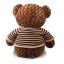 ตุ๊กตาหมีตัวใหญ่ ใส่เสื้อกันหนาว thumbnail 4
