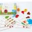 ของเล่นชุดสอนนับเลขไม้สวนสัตว์ Arithmetic Digital Card thumbnail 4