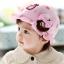 หมวกเด็กปีกกว้าง หมวกซันเดย์ ประดับปอยผม ลายกระต่ายน้อย (มี 3 สี) thumbnail 11