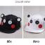 หมวกแก๊ป หมวกเด็กแบบมีปีกด้านหน้า ลายหมีคุมะมง (มี 2 สี) thumbnail 8