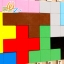 ของเล่นตัวต่อไม้ปริศนา มีที่กั้นระดับความยาก Pentomino Russian Block thumbnail 3