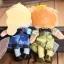 พวงกุญแจตุ๊กตา เจ้าหญิงเอลซ่าและอันนาตอนเด็ก Frozen ยกคู่ 2 ตัว thumbnail 3