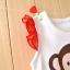 ชุดเดรสบอดี้สูทเด็กหญิง กระโปรงแดง สำหรับเด็กวัย 0-24 เดือน thumbnail 10