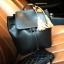 กระเป่า ZARA Detail Backpack กระเป๋าเป้รุ่นแนะนำวัสดุหนังเรียบสีดำอยู่ทรงสวยคุณภาพดี ดีไซน์เรียบหรูใช้ได้เรื่อยๆ thumbnail 13