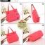 กระเป๋าสะพาย Jin Qiaoer ทำจากไนล่อน กันน้ำ คุณภาพดี ขนาดกระทัดรัด สีสันสดใส เหมาะกับทุกโอกาส thumbnail 5