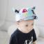 หมวกแก๊ป หมวกเด็กแบบมีปีกด้านหน้า ลายแมวเหมียว (มี 3 สี) thumbnail 6