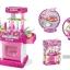 ของเล่นชุดเคาน์เตอร์ครัวมินิ พร้อมอุปกรณ์ทำอาหารสำหรับคุณหนูครบเซต สีชมพูสวยหวาน thumbnail 7