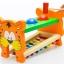 ของเล่นไม้ โต๊ะทุบลูกบอล และระนาด 2 in 1 PIANO KNOCKS PLUS TABLES thumbnail 2