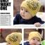 หมวกเด็กอ่อนเกาหลี ลายจักรยานติดปีก สำหรับเด็กวัย 3 - 24 เดือน thumbnail 5
