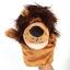 ตุ๊กตาหุ่นมือสิงโต หัวใหญ่ ขนนุ่มนิ่ม สวมขยับปากได้ thumbnail 3