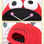 หมวกแก๊ป หมวกเด็กแบบมีปีกด้านหน้า ลายกบเคโระ (มี 5 สี) thumbnail 11