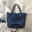 กระเป๋าสะพาย David Jones Metallic Deep Blue ราคา 1,690 บาท Free ems thumbnail 6