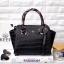 กระเป๋า KEEP Infinite Office Bag แท้ สีดำลายหนังจรเข้ ราคา 1,590 บาท Free Ems #งานShop thumbnail 1