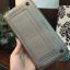 กระเป๋าสตางค์ใบยาว Charles & Keith Studded Front Pocket Wallet สีเทา ราคา 990 บาท Free Ems thumbnail 1