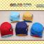 หมวกแก๊ป หมวกเด็กแบบมีปีกด้านหน้า ลายแลบลิ้น (มี 5 สี) thumbnail 12