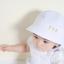 หมวกเด็กปีกกว้าง หมวกซันเดย์ ลายสับปะรด (มี 2 สี) thumbnail 11