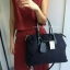 กระเป๋าถือ/สะพาย Mango Nylon Bag สวยหรู ดูดี กระเป๋าทำจากผ้าไนล่อน แต่งโลโก้สีทอง ทรง Tote รุ่นใหม่ล่าสุดออกแบบสไตล์ Prada รุ่นยอดนิยม thumbnail 3