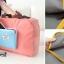 กระเป๋าช้อปปิ้งพับเก็บได้ ผ้าหนา สีสันสดใส ผลิตจากโพลีเอสเตอร์กันน้ำ คุ้มค่า (Street Shopper Bag) thumbnail 36
