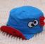 หมวกแก๊ป หมวกเด็กแบบมีปีกด้านหน้า ลายแลบลิ้น (มี 5 สี) thumbnail 17