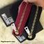 กระเป๋าสตางค์ใบยาว MOSCHINO Long Wallet 2017 สีแดง ราคา Promotion 1,290 บาท Free Ems พร้อมกล่องแบรนด์ thumbnail 6