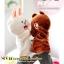 ตุ๊กตาหุ่นมือ หมีบราวน์ และ โคนี่ thumbnail 1
