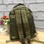 กระเป๋า Anello rucksack nylon day pack back 2017 สี Khakhi ราคา 1,290 บาท Free Ems thumbnail 2