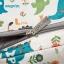 Ecosusi กระเป๋าสัมภาระสำหรับคุณแม่ กระเป๋าใส่ผ้าอ้อม แขวนรถเข็นเด็กได้ หิ้ว หรือสะพายไหล่ได้ (ลายสัตว์ต่างๆ) thumbnail 15