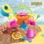 ของเล่นตักทรายครบชุด สีสันสดใส พร้อมแว่นตาไร้เลนส์สำหรับคุณหนู thumbnail 3