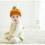 หมวกแก๊ป หมวกเด็กแบบมีปีกด้านหน้า ลาย COOL (มี 4 สี) thumbnail 4