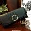 กระเป๋าเงิน ใบยาว Charles & Keith Long Wallet 2017 สีดำ ราคา 1,090 บาท Free Ems thumbnail 2