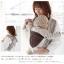เป้อุ้มญี่ปุ่น เป้อุ้มเด็กสไตล์ญี่ปุ่น minizone รุ่นปรับระดับได้ thumbnail 1