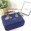 กระเป๋า GUESS SAFFIANO MINI CROSS BODY BAG 2016 สีน้ำเงิน ราคา 1,290 บาท Free Ems thumbnail 5