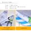 BIB031••เซตผ้ากันเปื้อน•• / ลายใบไม้+ดาว (Happiness Care) thumbnail 2