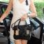 กระเป๋า David Jones Tote ตัวกระเป๋าเย็บติดด้วยแผ่นอคิลิค ราคา 1,690 บาท ส่ง Ems Free thumbnail 13