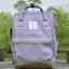 กระเป๋าเป้ ANELLO X PAGEBOY- LOCAL BRAND วัสดุ Polyester canvas สลับหนังกลับ ปากกระเป๋าเปิดปิดด้วยซิปคู่ thumbnail 6