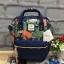กระเป๋า Anello Cotton Backpack Flower Pattern ราคา 1,390 บาท Free Ems thumbnail 1