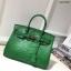 กระเป๋าทรงยอดฮิต สไตล์Birkin Crocodile Striped bag with accessories Available thumbnail 1
