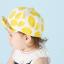 หมวกแก๊ป หมวกเด็กแบบมีปีกด้านหน้า ลายเลม่อน (มี 2 สี) thumbnail 8