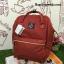 กระเป๋าเป้ ANELLO POLYESTER CANVAS RUCKSACK สี Dark Orange รุ่นคลาสสิค thumbnail 2