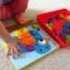 ชุดกระดานโมเสก เม็ดใหญ่ สำหรับเด็กเล็ก ยี่ห้อ Button Nail thumbnail 6