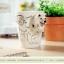 แก้วน้ำ 3D รูปสัตว์ Wild Animal Mugs thumbnail 4