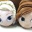 หมอนตุ๊กตาเจ้าหญิงเอลซ่า Elsa และ เจ้าหญิงอันนา Anna thumbnail 1